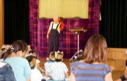 楽しい人形劇